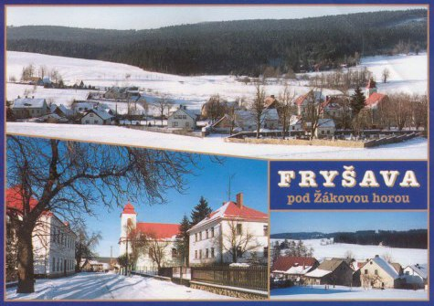 Winter Greetings from Frysava!